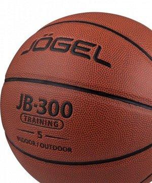 Мяч баскетбольный J?gel JB-300 №5 1/24