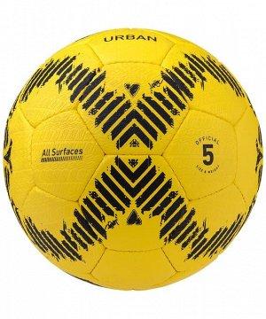 Мяч футбольный J?gel JS-1110 Urban №5, желтый 1/40