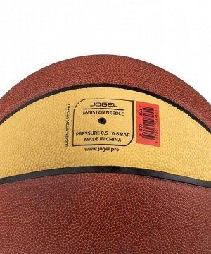 Мяч баскетбольный J?gel JB-400 №7 1/24