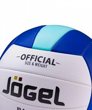 Мяч волейбольный J?gel JV-110 1/50
