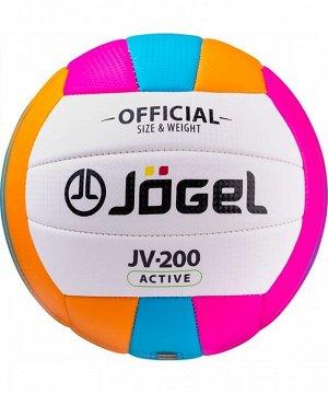 Мяч волейбольный J?gel JV-200 1/50