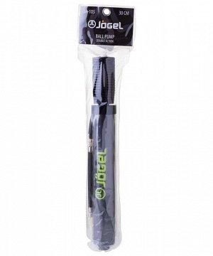 Насос J?gel двойного действия JA-105 (30см), гибкий шланг, игла, насадка для фитбола 1/100