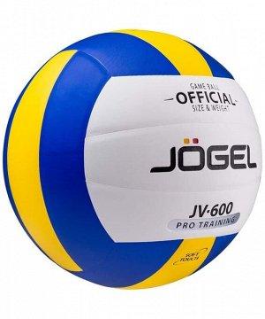 Мяч волейбольный J?gel JV-600 1/40