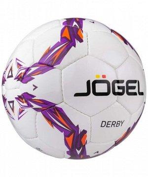 Мяч футбольный J?gel  JS-560 Derby №3 1/40
