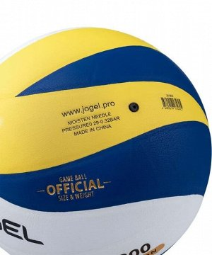 Мяч волейбольный J?gel JV-800 1/40