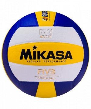 Мяч волейбольный Mikasa MV 210 1/50