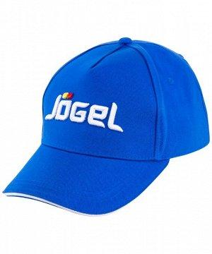 Бейсболка J?gel JC-1701-071, хлопок, синий/белый