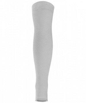 Гетры для танцев Amely GS-201, х/б, серый, 45 см