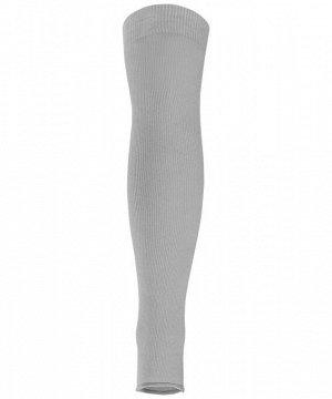 Гетры для танцев Amely GS-201, х/б, серый, 55 см