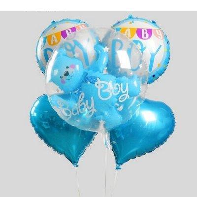 💫ГердаВлад! Товары для безопасности, гигиены и развития   — Шары надувные — Воздушные шары, хлопушки и конфетти