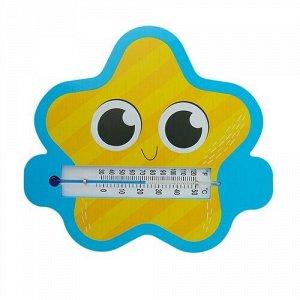 """Термометр для ванны """"Звездочка"""" EVA"""