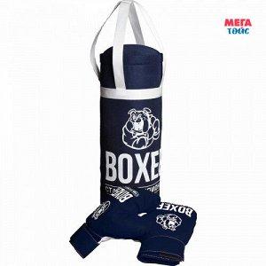 Боксерский набор №1А , 30 см, ткань
