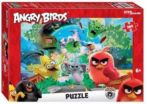 Пазлы 260 Angry Birds