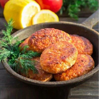 Вкусно и быстро! Блинчики-Котлетки-Пельмешки!  — Полуфабрикаты из рыбки (колтеты, пельмешки) — Замороженные продукты