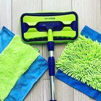 Помощники в уборке дома, авто без Химии + Порошок и Паста !! —  Швабры — Швабры, щетки и совки