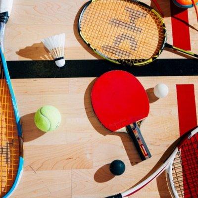 🧘♀️Идеальная фигура -это легко!💃 Спорт товары!🏋️♀️  — Все для бадминтона и пинг понга! — Спортивный инвентарь