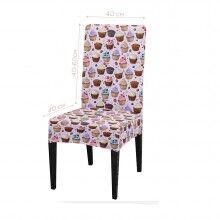 Сирень. Фотошторы и текстиль для дома!  Шторы от 1580 руб!   — Чехлы на стулья — Чехлы для мебели