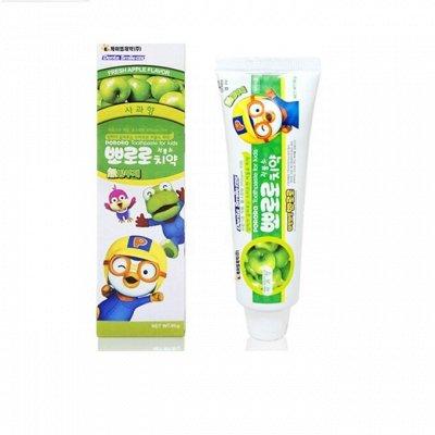 Японская бытовая химия! Развоз 30 января! — Детские зубные щетки и пасты — Детская гигиена и уход