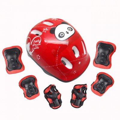 🧘♀️Идеальная фигура -это легко!💃 Спорт товары!🏋️♀️  — Роликовая защита,шлем от 299 рублей! — Роликовые и фигурные коньки