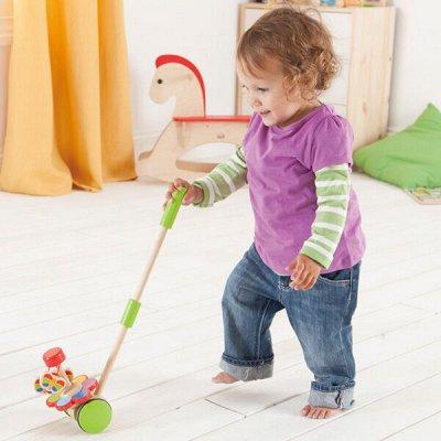 💫ГердаВлад! Товары для безопасности, гигиены и развития   — Каталки для игры — Развивающие игрушки