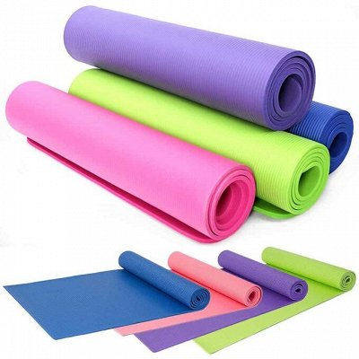 🧘♀️Идеальная фигура -это легко!💃 Спорт товары!🏋️♀️  — Коврики для фитнеса и йоги — Спортивный инвентарь