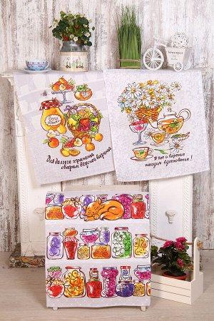 Полотенце ТКАНЬ: вафельное полотно СОСТАВ: 100% хлопок Размер 60*48 см, в наборе 3 полотенца