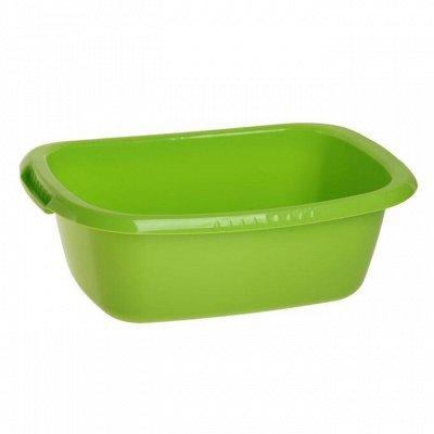 Акция на пластиковые товары для дома — Хозтовары. Товары для стирки и глажения. Тазы