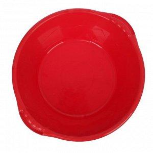 Таз круглый, особо прочный, 18 л, цвет МИКС
