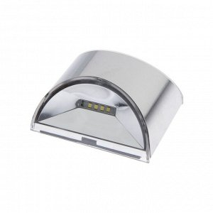 Садовый светильник на солнечной батарее Uniel USL-F-150/МТ090 SUPERBRIGHT, 4 LED, IP44