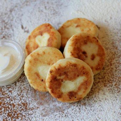 Осетинские пироги😋Сырники — Сырники_Осетинские пироги — Замороженная выпечка