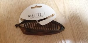 Заколка  Barettes (Франция)