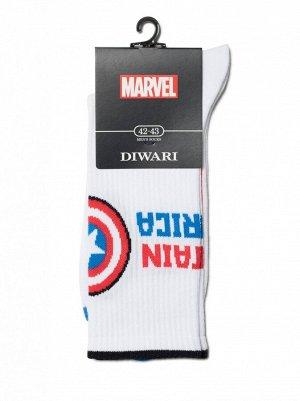 DiWaRi Удлиненные носки с рисунками ©MARVEL