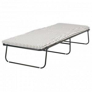 Дополнительная кровать «Силлинг», цвет чёрный