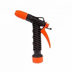 Пистолет-распылитель, цанговый зажим, пластик, «Жук»