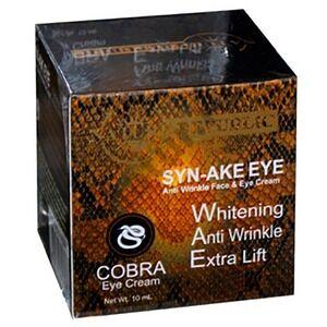 Крем вокруг глаз с эффектом ботокса Cobra