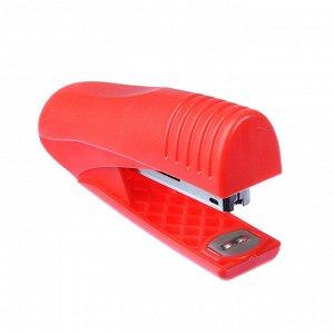 ClipStudio Степлер для скоб №10, на 15 листов, 9,5x2,6см, 2 цвета, в картонной коробке
