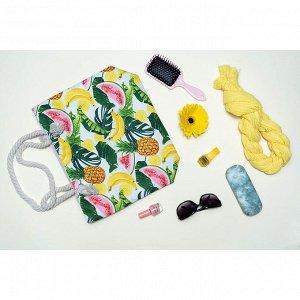 ЮниLook Расческа массажная 3D, пластик, 21,7х6,8см, 4-6 дизайнов