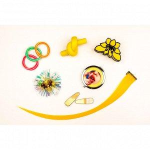 BERIOTTI Набор зажимов для волос 2шт, пластик, сплав, 5см, 6 цветов