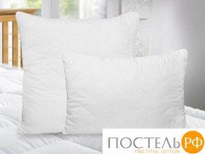 Подушка стеганая файбер микрофибра 70*70 (1100 гр)
