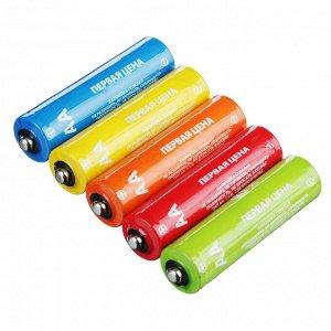 Батарейки, 4 шт, тип АА