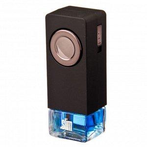 NEW GALAXY Ароматизатор на дефлектор Slim, 8мл, океанский бриз