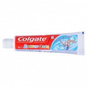 Зубная паста COLGATE Доктор Заяц вкус Жвачки туба 50мл 188189286