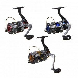 Катушка безынерционная AZOR  FISHING FB 4000, передний фрикцион, 2 цвета