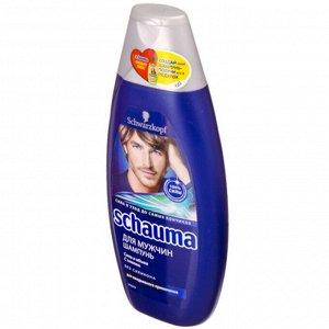 Шампунь Schauma Man Сила и объем волос/густота 380мл, арт.2389193/2504683✅