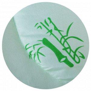 """Одеяло """"Бамбук"""" стеганое, облегченное 150гр/м, полиэстер, 172х205см"""