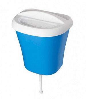 "Рукомойник Рукомойник ""Аква"", 5л голубой C841ГОЛ Mm (размеры/диаметр), мм 231х187 H (высота), мм 377"