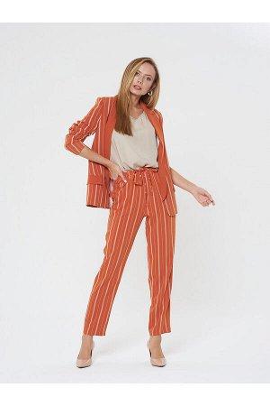 #98876 Жакет (VEREZO) Оранжевый