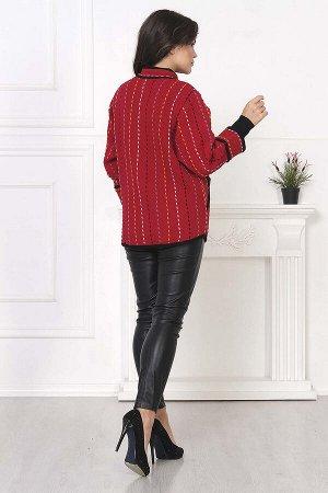 #98664 Жакет (Ankoli) красный