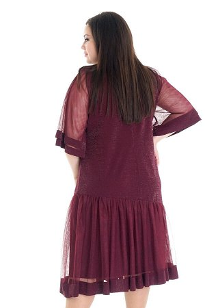 Платье-3658