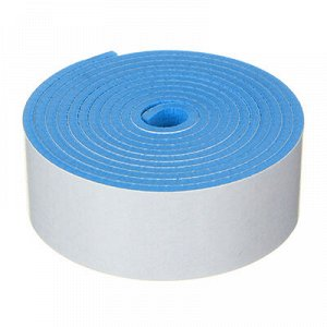 Накладка - протектор в рулоне, 200х3,5х0,35см, синяя, ТПР